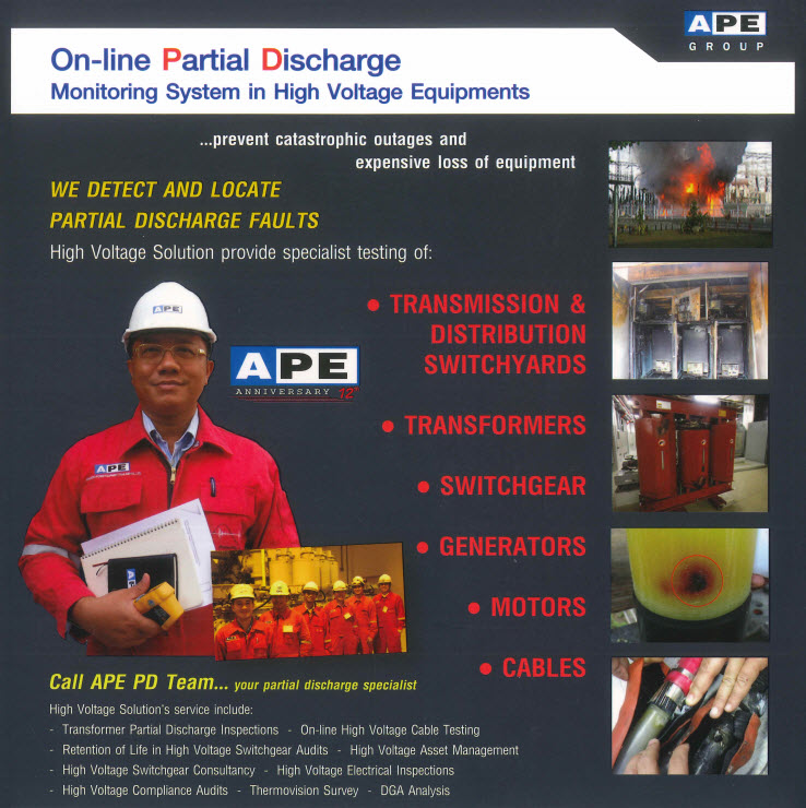 On-Line Partial Discharge